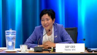 56th GEF Council Day 2 - June 11, 2019 PM Session - Part 2