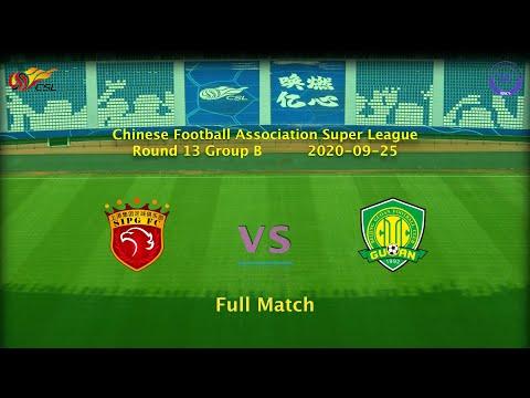 [CSL] 20200925 Round 13 Group B Shanghai SIPG vs Beijing Guoan (Full Match)