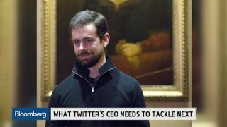 What Jack Dorsey Needs to Tackle Next at Twitter