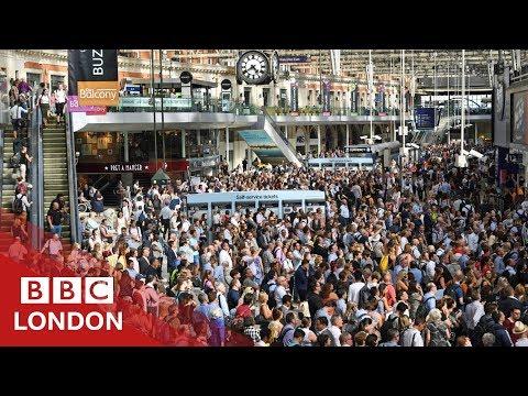London's 'extreme' Commuters - BBC London