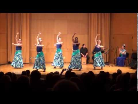 Flamenco del Corazon at Columbus Guitar Society
