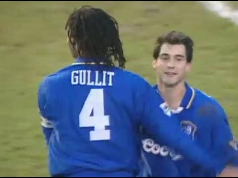 new style 1f85d f1213 Chelsea vs Middlesbrough 1995-96 SPENCER FURLONG PEACOCK GOAL