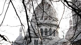 Paris Sacré Coeur - Vicky Autier - Les Amants de Paris 2