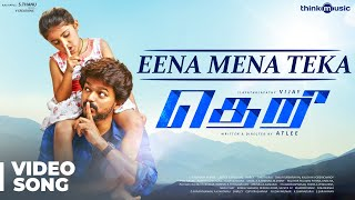 Download Hindi Video Songs - Theri Songs | Eena Meena Teeka Official Video Song | Vijay, Nainika | Atlee | G.V.Prakash Kumar