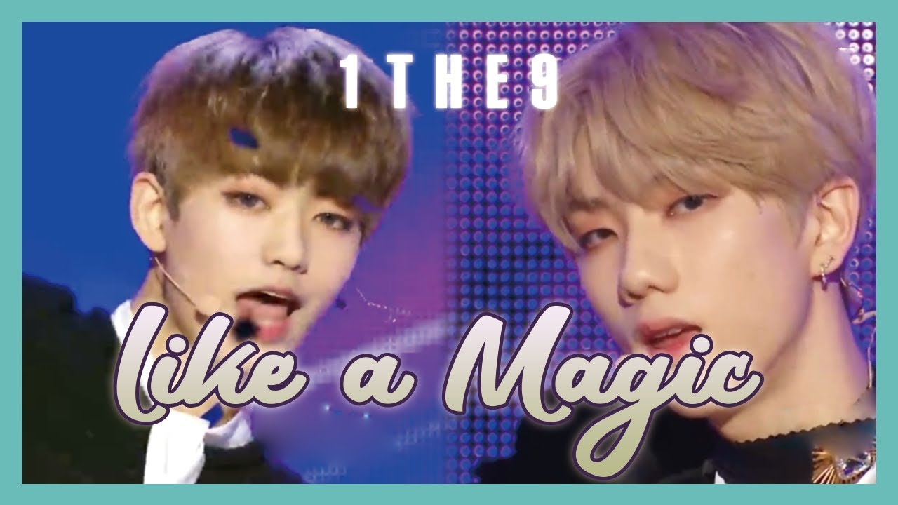 [Special Stage] 1THE9 - Like A Magic, 원더나인 - 마법 같아 Show Music core 20190216 #1
