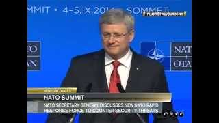 Canada sends military advisers to Iraq in coalition against ISIS