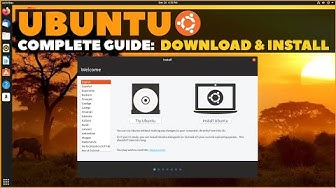 Ubuntu Complete Beginner's Guide 2020: Download & Installing Ubuntu