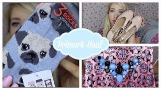 Primark Haul July 2014   Away with the Fairies Thumbnail