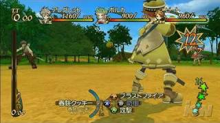 Eternal Sonata Xbox 360 Gameplay - Japanese Demo Battle