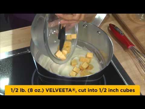 VELVEETA Down-Home Macaroni & Cheese