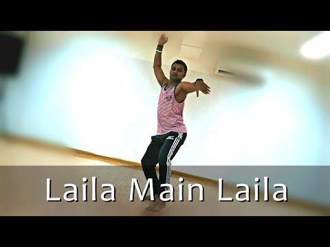 Laila Main Laila   Shahrukh Khan, Sunny Leone   SK Choreography