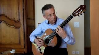 Natalia, Vals Venezolano No 3 - Antonio Lauro - Guitare Alain Bauer