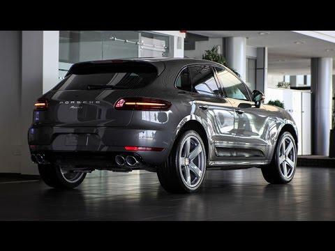 Porsche macan 4 cylinder test drive