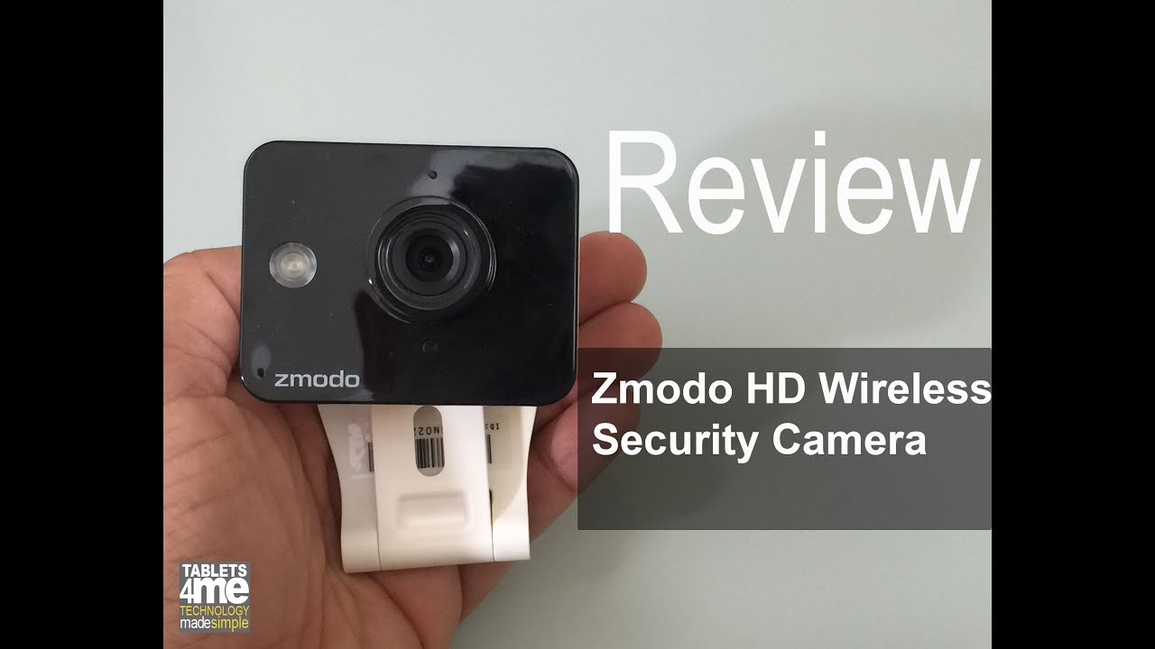 zmodo mini wifi 720p hd wireless indoor home video. Black Bedroom Furniture Sets. Home Design Ideas