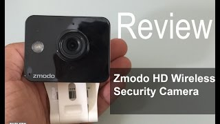 Zmodo Mini WiFi 720p HD Wireless Indoor Home Video Security Camera(Zmodo Mini WiFi 720p HD Wireless Indoor Home Video Security Camera This review covers the setup and installation of the Zmodo wireless security camera., 2015-09-21T01:39:11.000Z)