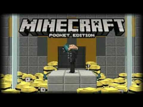 Minecraft 1 2 bulid 4 better together gru en mcpe y su for Espectaculo gru y sus minions