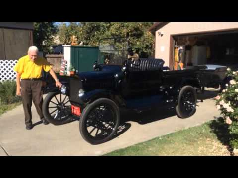 Phil Gardner's 1918 Ford Model T