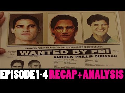 American Crime Story Season 2 Analysis: The Assassination Of Gianni Versace Ep.1-4