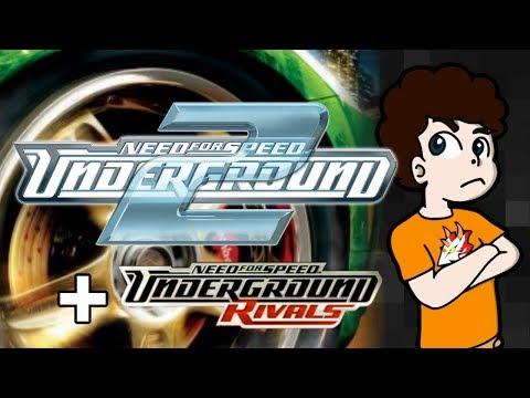 Need For Speed Underground 2 (+ Underground Rivals) - ValeforXD