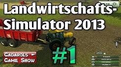 Landwirtschafts Simulator 2013 [LS13] #1 Erste Schritte erste Tipps erste Bugs deutsch HD+