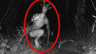 TOP 10 Scariest Unexplained Trail Cam Photos