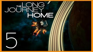 The Long Journey Home - Гость на корабле [#5]