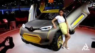 AUTO EXPO 2014 | RENAULT - HYUNDAI | LATEST CARS | NEW CONCEPT CARS SHOWCASED | GREATER NOIDA
