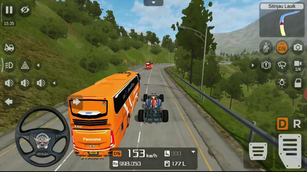 6500 Koleksi Mod Bussid Mobil F1 HD Terbaik