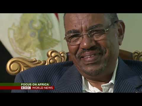 BBC Focus on Africa -  Celebrations in Sudan's capital, Khartoum