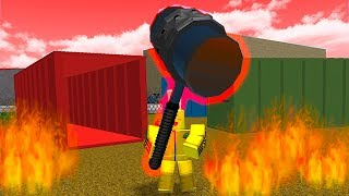 NEW FLAMMABLE BAN HAMMER! (Roblox Knife SImulator) thumbnail