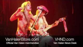 """Van Halen """"Unchained"""" Isolated Guitar Track"""