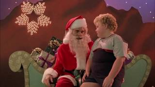 The Insults of Bad Santa