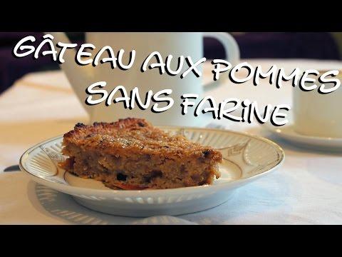 recette-italienne-#7:-gâteau-aux-pommes-sans-farine---sauge-et-romarin