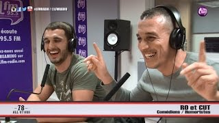 Interview RO ET CUT - LFM RADIO - 78 ALL STARS