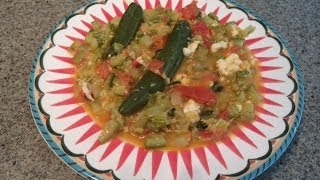 Calabacitas Con Queso / Zucchini And Cheese Mexican Style (how To)