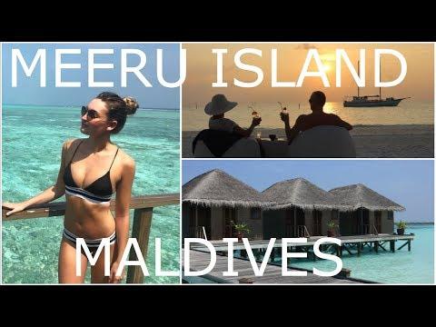 MEERU ISLAND | MALDIVES Travel Vlog