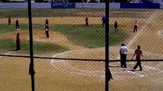 Intermunicipal kickingball Píritu  2010
