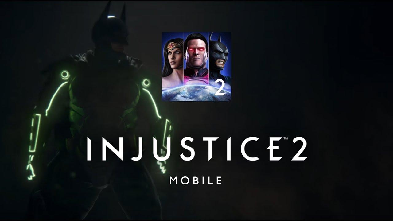 Resultado de imagem para Injustice 2 mobile