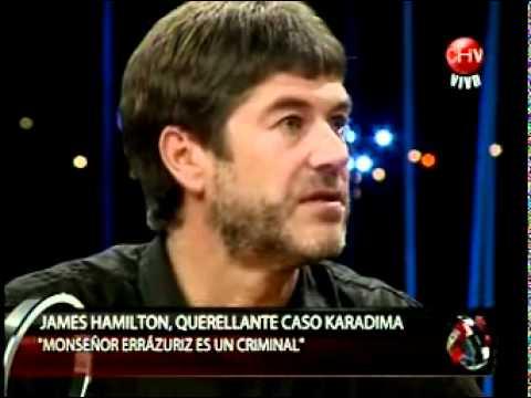 James Hamilton: Si hay alguien que me gustaría que pagara es Errázuriz.