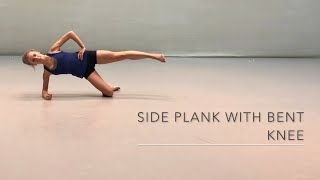 Side Plank and progressions