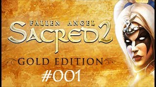 Sacred 2 Enhanced Edition #001: First steps in Ancaria [Blind]