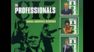 The Music of Laurie Johnson Volume 2: The Professionals Tracks 17-22