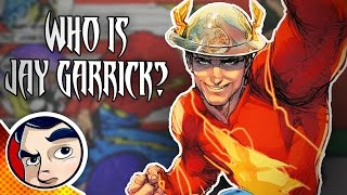 Who is Jay Garrick - DC Rebirth Explained! Dr. Manhattan