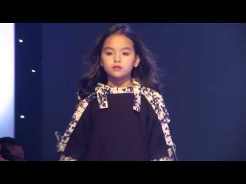 AGIED DERTA GAFAR - INDONESIA  ASIAN KIDS FASHION SHOW 2017