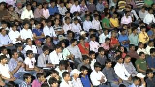 Tips to clear Civil Services Exam by Success Guru AK Mishra (31st August 2014, Patna)
