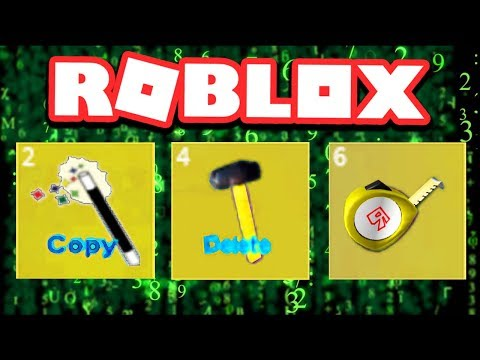 Roblox B-Tools Hacking