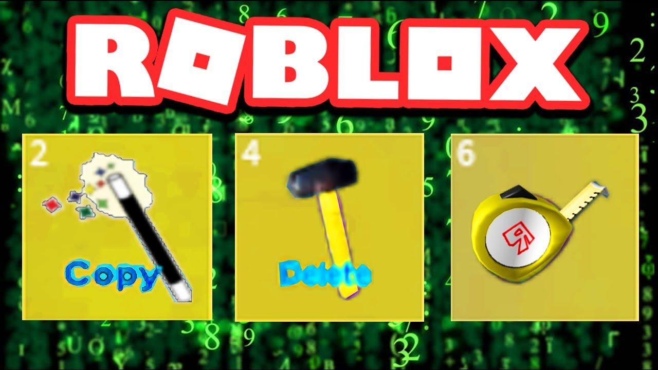 Roblox B Tools Hacking Youtube