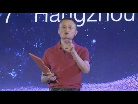 Jack Ma: $1 Trillion GMV, 2 Billion Customers Still Alibaba's Vision