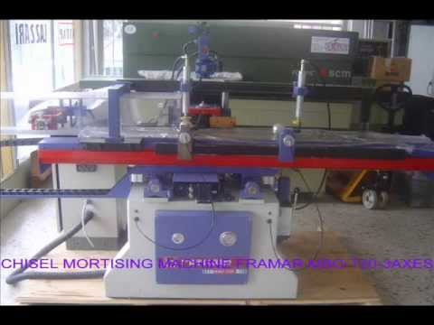 Second Hand Used Woodworking Machinery Youtube