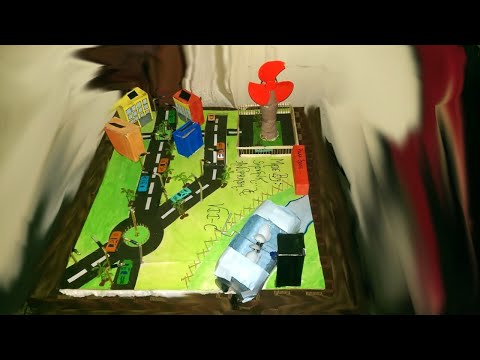 MODEL ON ENERGY  CONSERVATION|Science Model|Energy conservation|Model